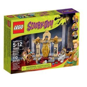 LEGO Scooby-Doo # 75900